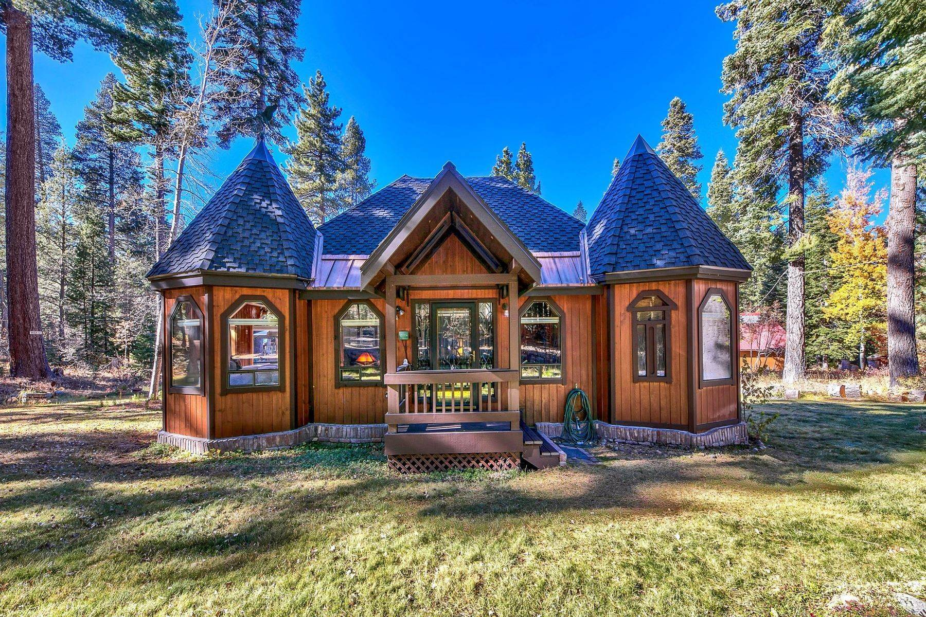 Single Family Homes for Active at Magical West Shore Lake Tahoe Home 7100 Deer Avenue Tahoma, California 96142 United States
