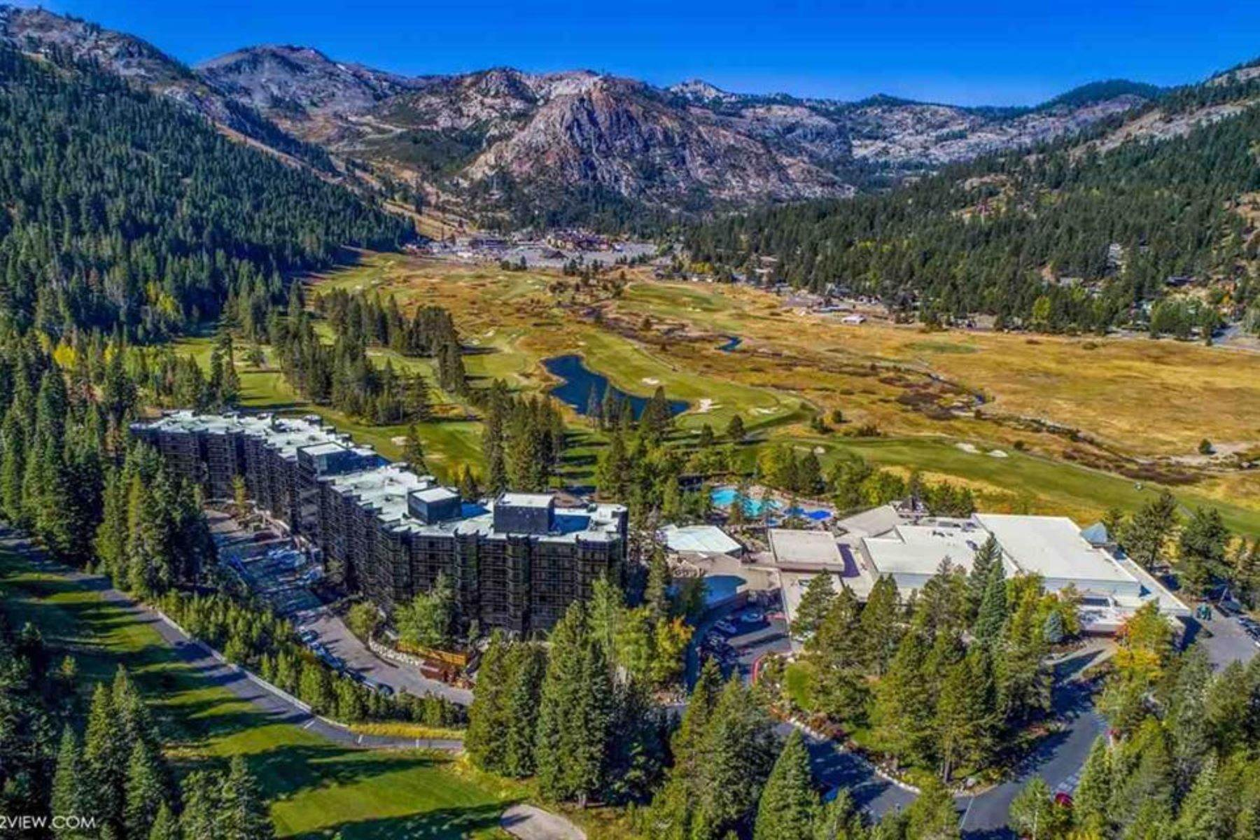 Condominiums for Active at 400 Squaw Creek Road #335, Olympic Valley, CA 400 Squaw Creek Road #335 Olympic Valley, California 96146 United States