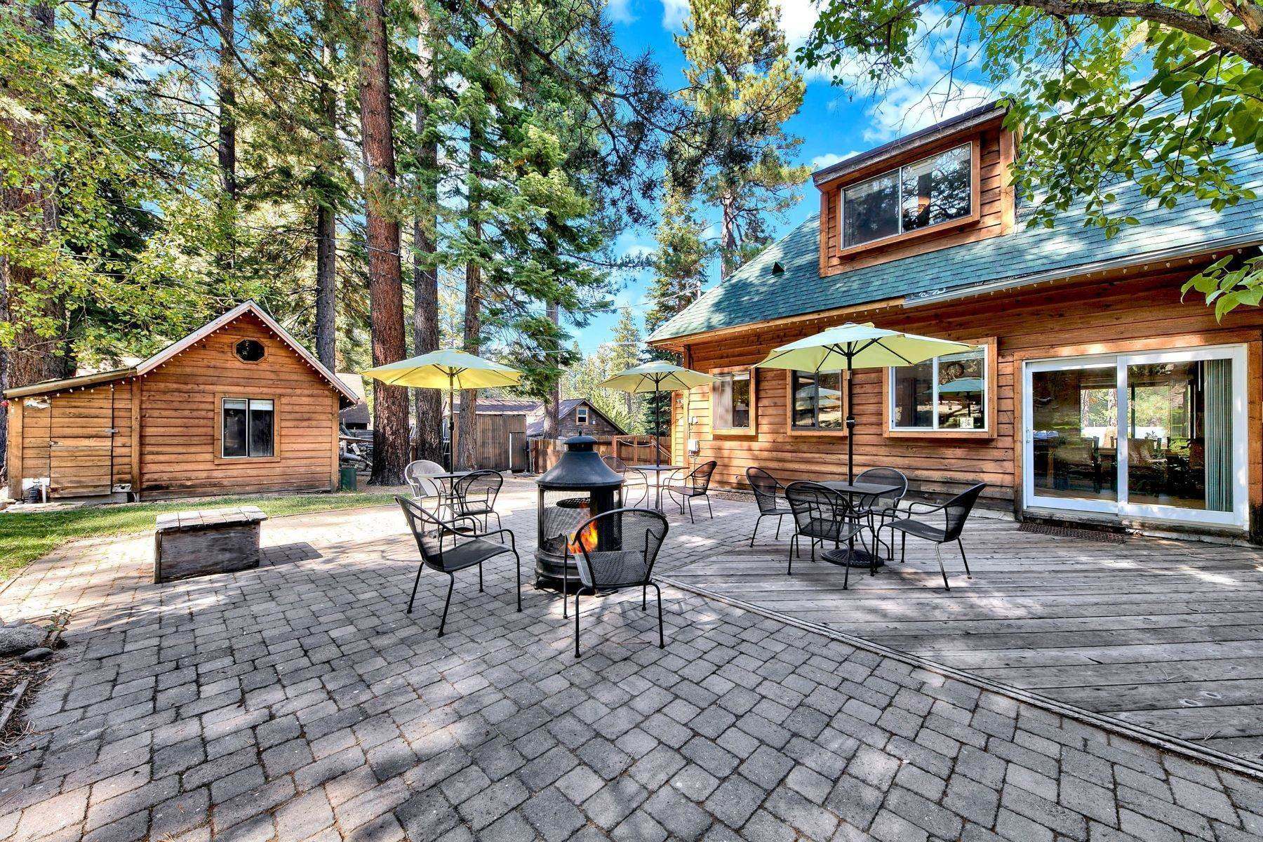 19. Multi-Family Homes for Active at Mountain Retreat on Emerald Bay Road 608/580 Emerald Bay Rd South Lake Tahoe, California 96150 United States