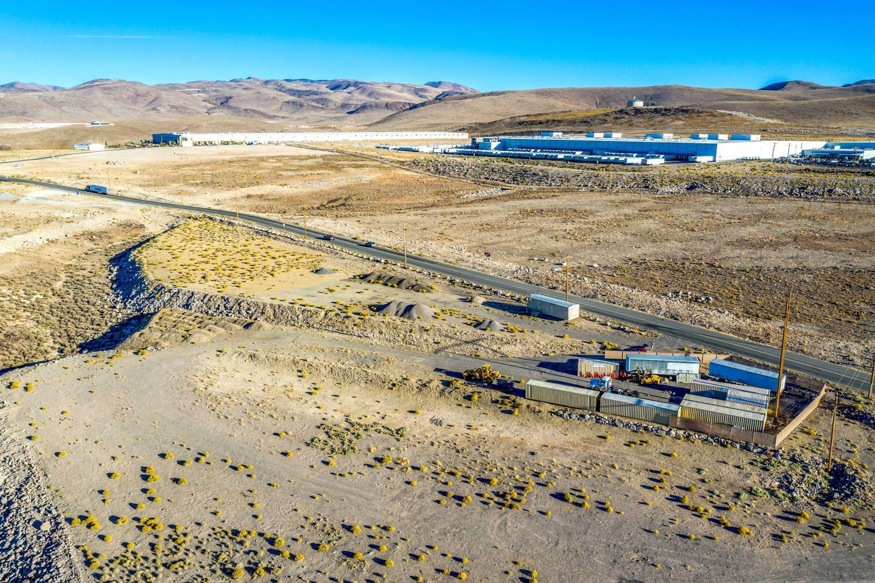 Land for Active at Tahoe Reno Industrial Park 395 Denmark Reno, Nevada 89437 United States