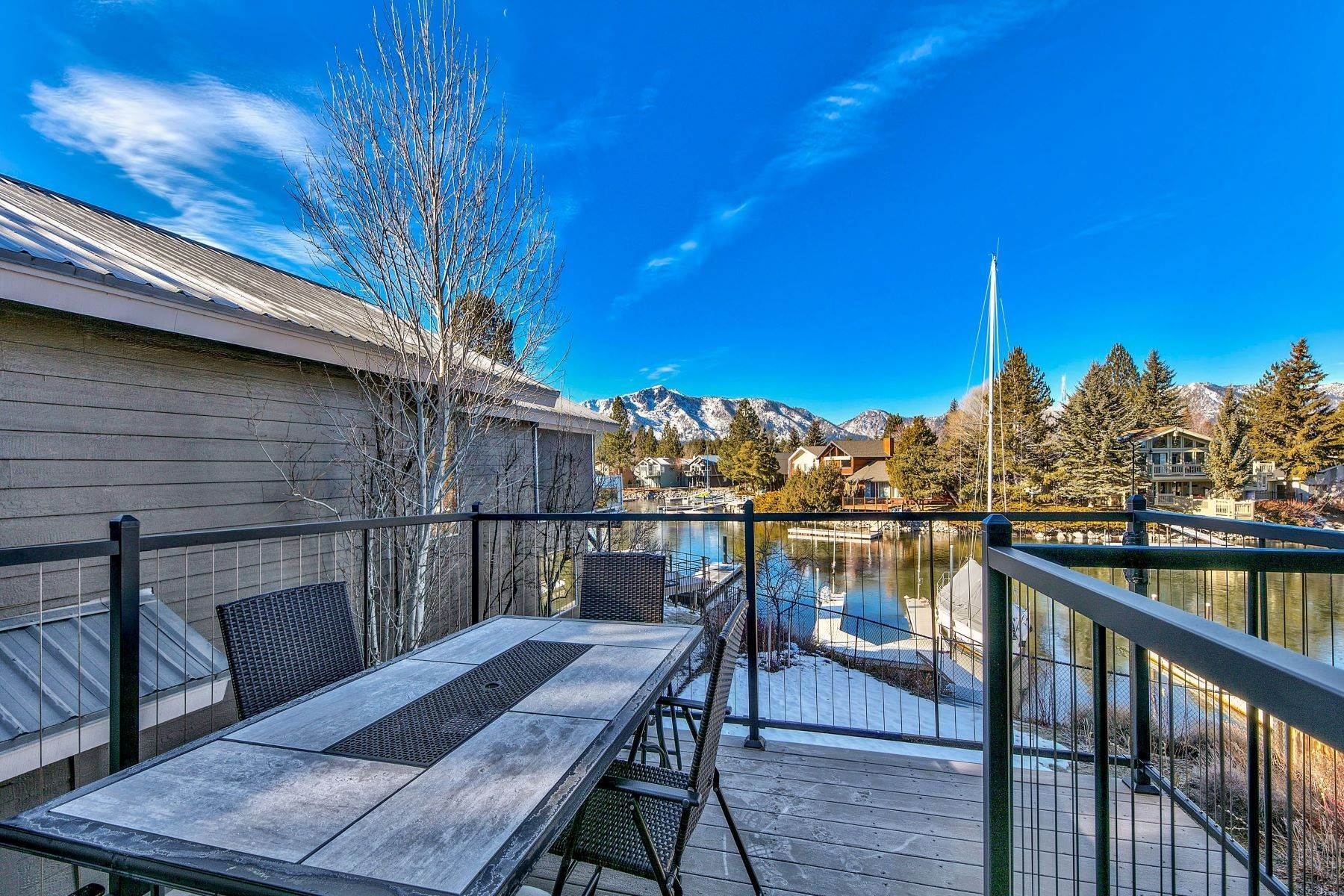 25. Single Family Homes for Active at Mountain Luxury Living 1959 Marconi Way South Lake Tahoe, California 96150 United States