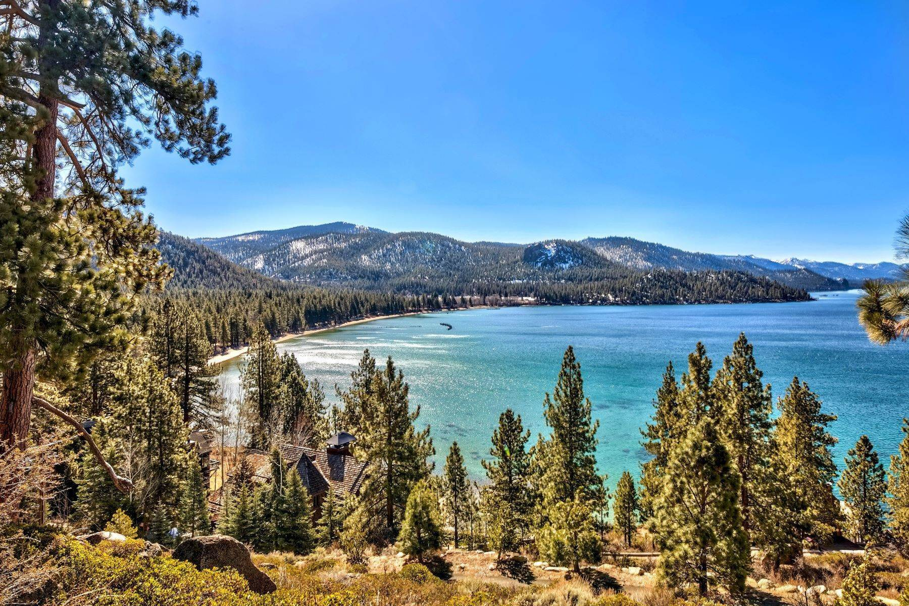 11. Land for Active at Fabulous Lake View Lot 0 Lands End Road Glenbrook, Nevada 89413 United States