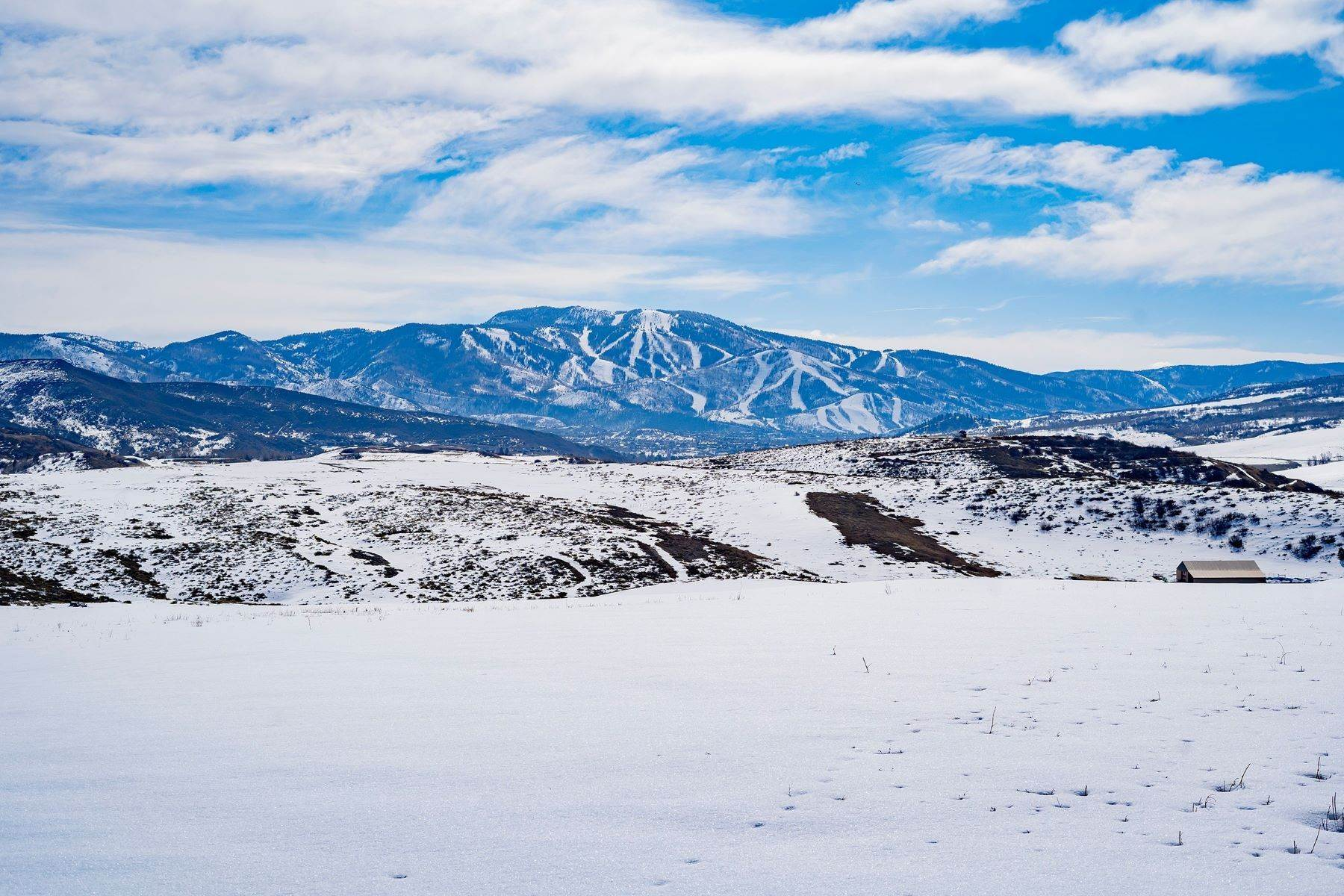 Land for Active at Steamboat West 0000 County Road 42 Steamboat Springs, Colorado 80487 United States