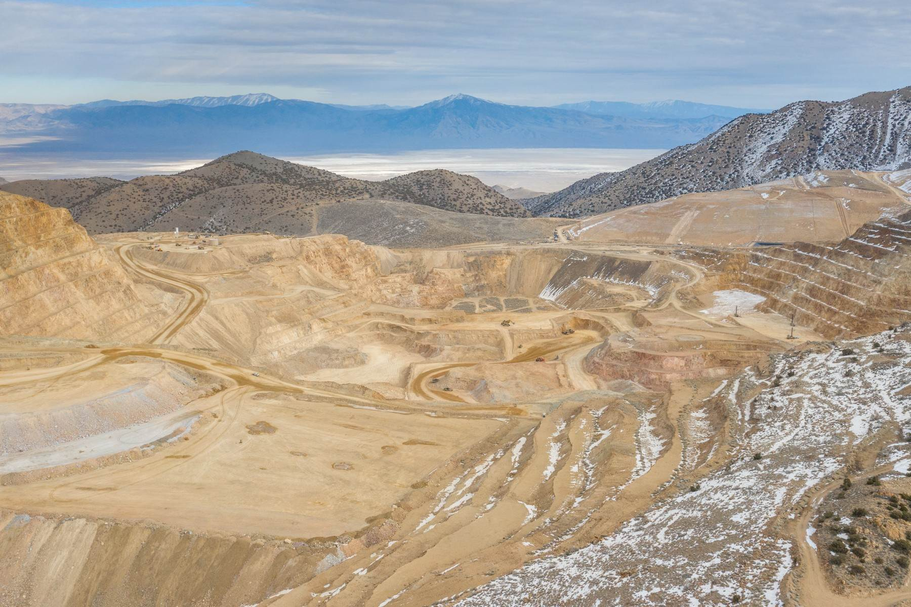 16. Land for Active at The Bonanza King Mine Lovelock, Nevada 89419 United States