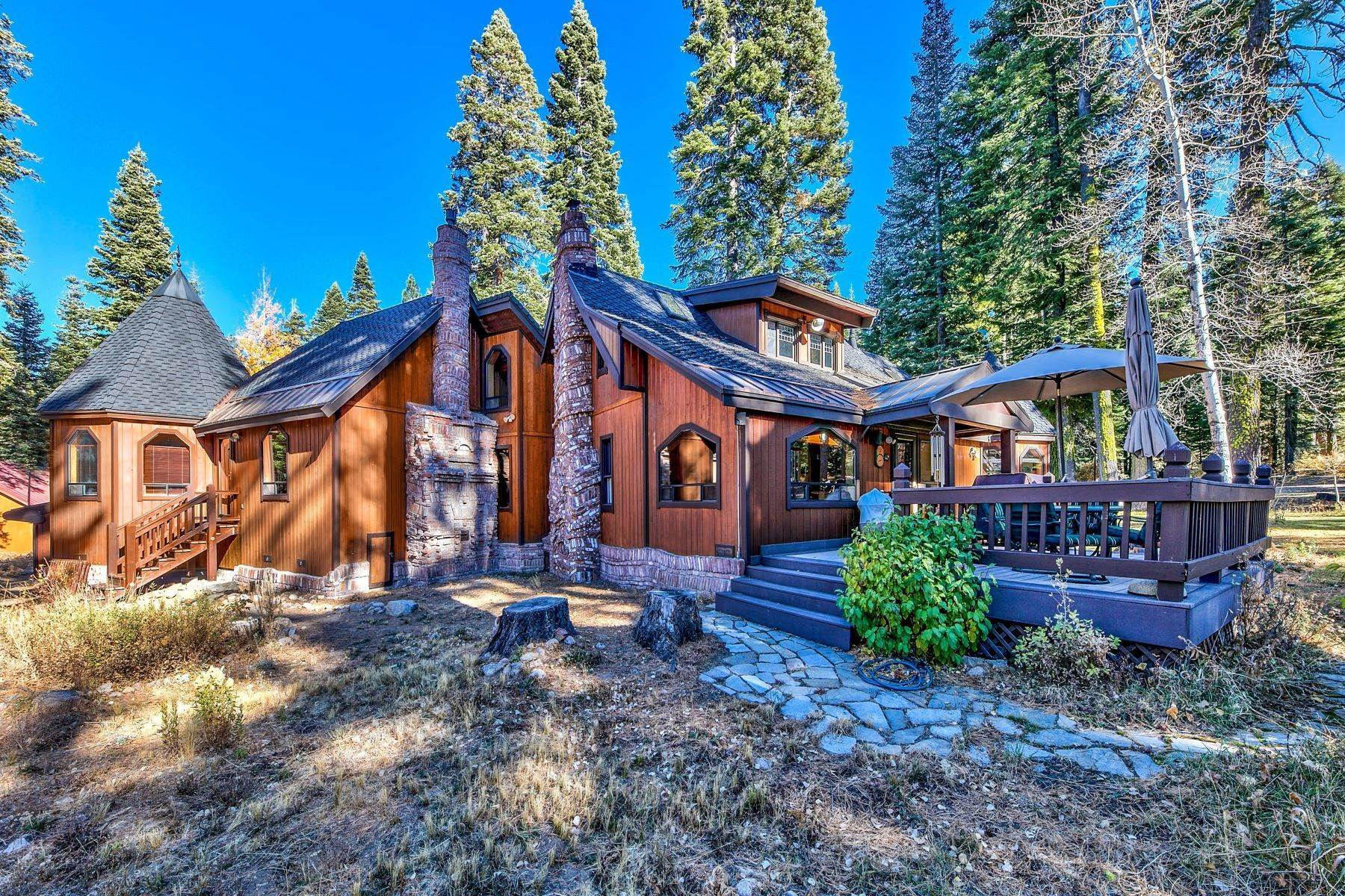 38. Single Family Homes for Active at Magical West Shore Lake Tahoe Home 7100 Deer Ave Tahoma, California 96142 United States