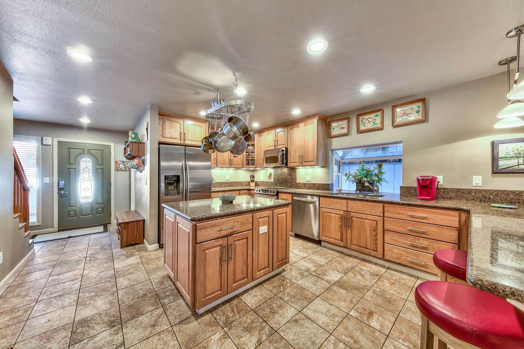 Single Family Homes for Active at Glenrock Drive 3-Bedroom Home 978 Glenrock Dr. #58 Incline Village, Nevada 89451 United States