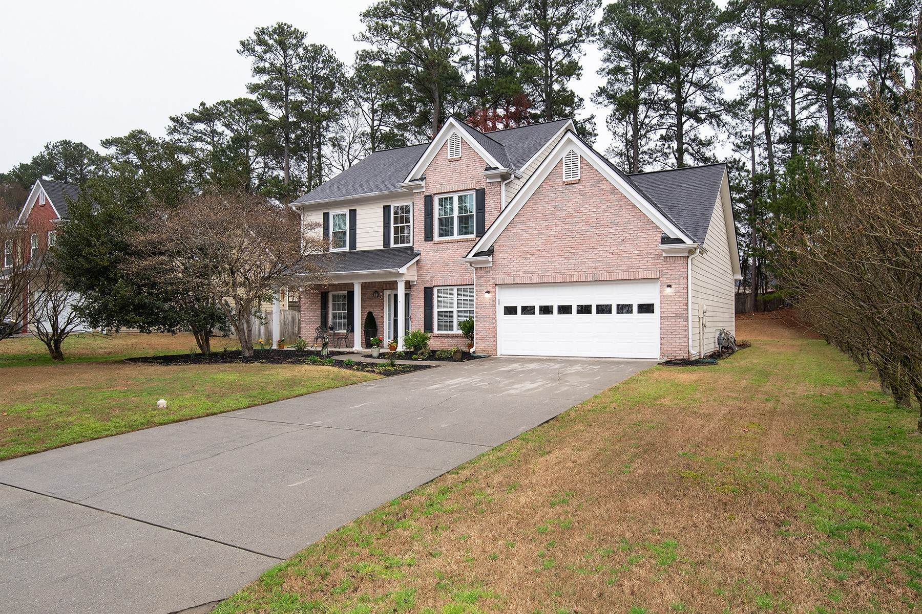 Single Family Homes for Active at Move-in Ready Updated Traditional with Owner Suite on Main 1101 Adah Lane Lawrenceville, Georgia 30043 United States