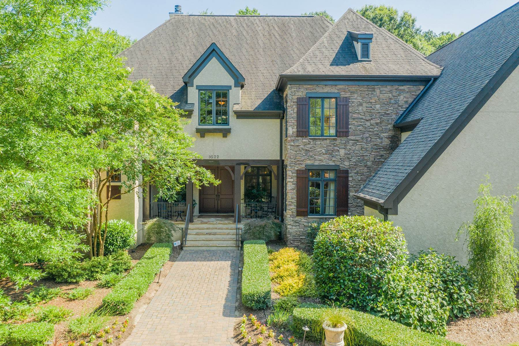 Single Family Homes for Active at WHEATON GROVE 3522 Sharon View Rd Charlotte, North Carolina 28210 United States
