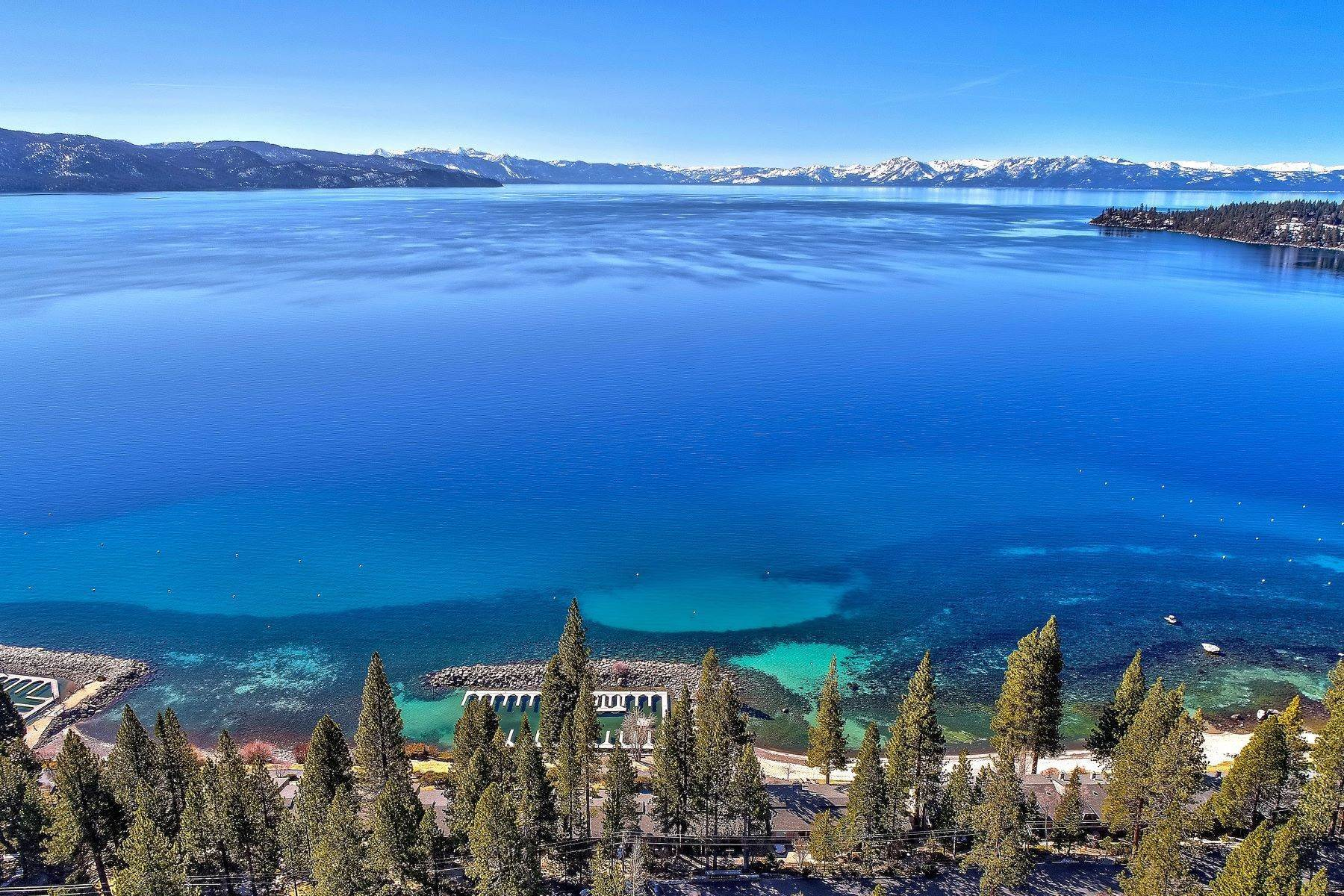 39. Condominiums for Active at Lakefront property with Boat Marina 525 Lakeshore Blvd #48 Incline Village, Nevada 89451 United States
