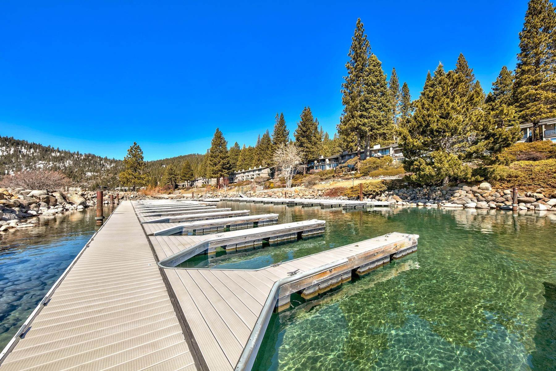 37. Condominiums for Active at Lakefront property with Boat Marina 525 Lakeshore Blvd #48 Incline Village, Nevada 89451 United States