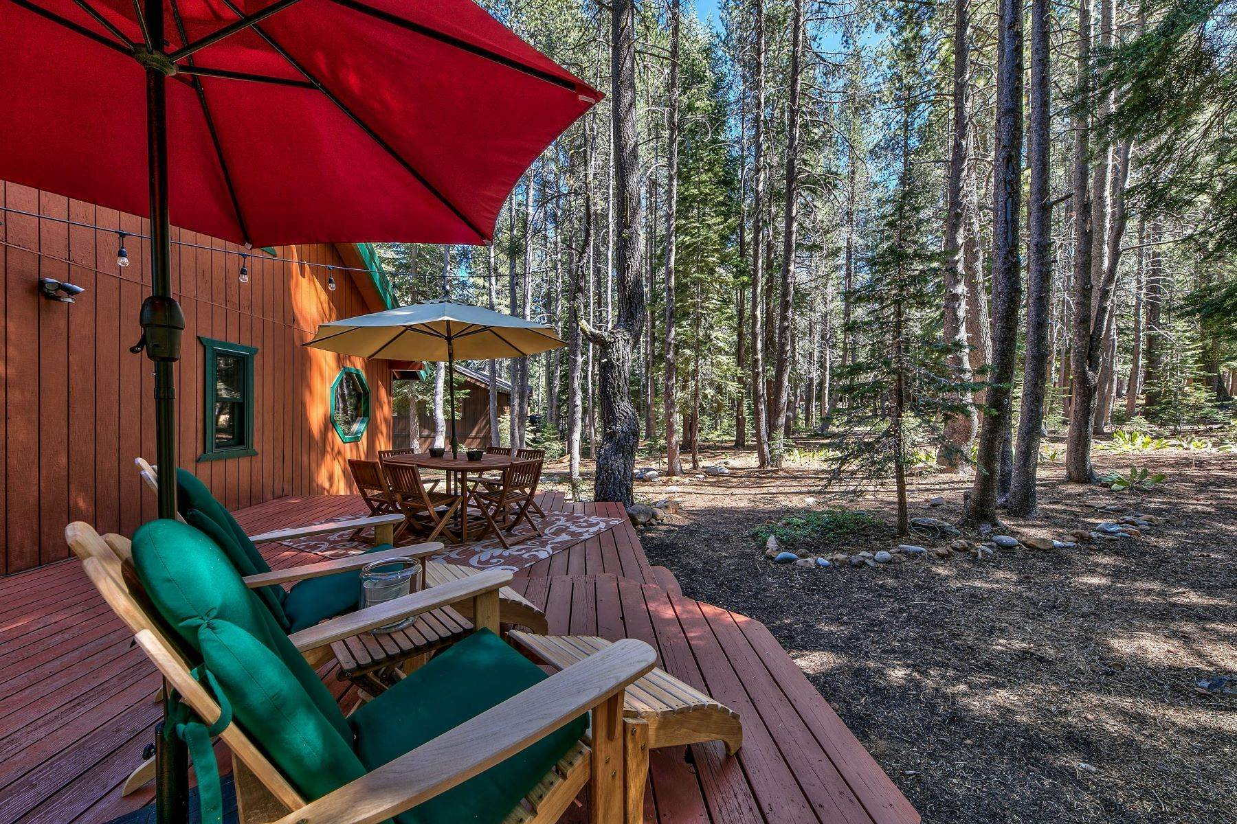 12. Single Family Homes for Active at Remodeled Tahoe Donner Retreat 15151 Northwoods Boulevard Truckee, California 96161 United States