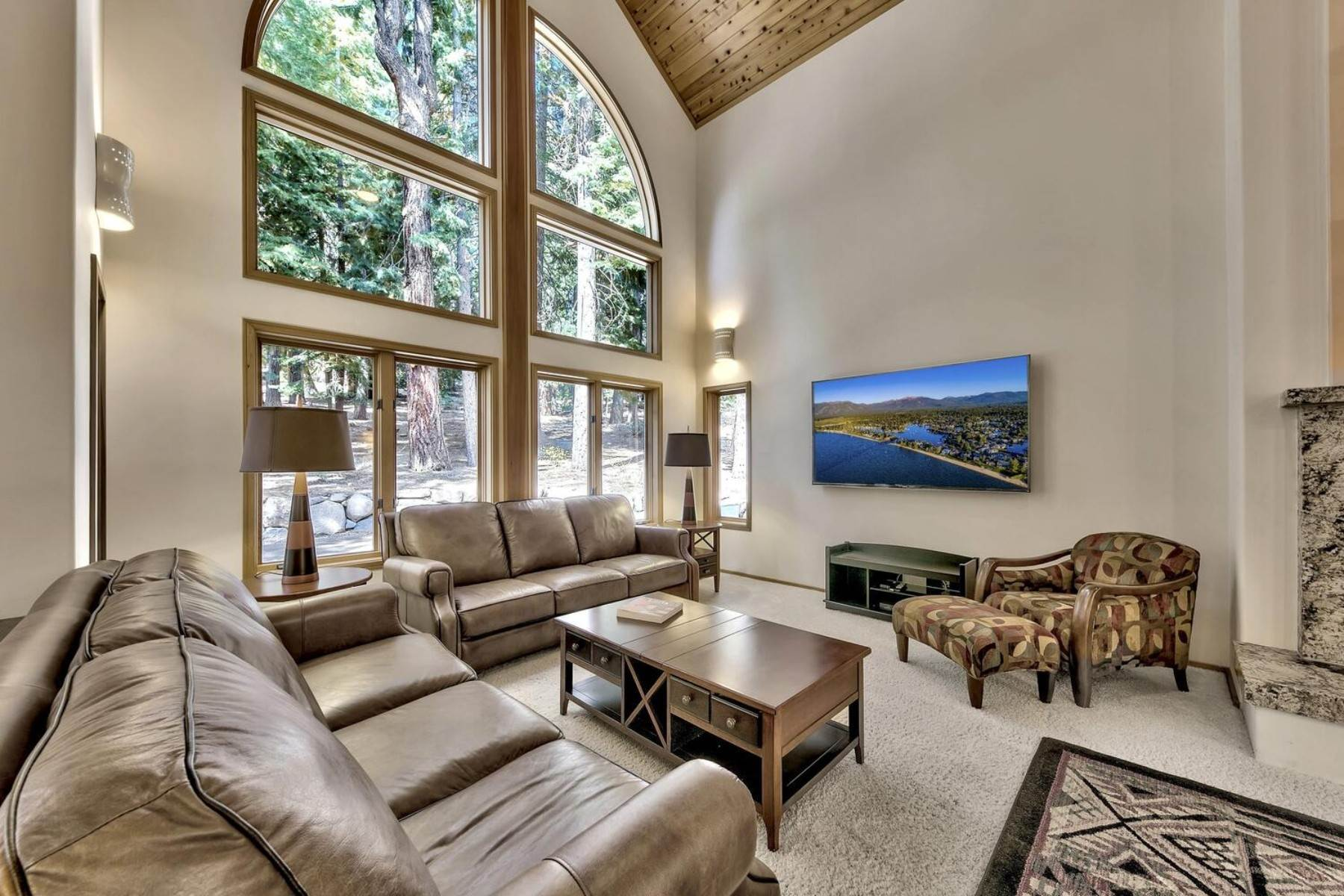 2. Single Family Homes for Active at Private Setting In Tahoe Donner 12320 Telemark Place Truckee, California 96161 United States