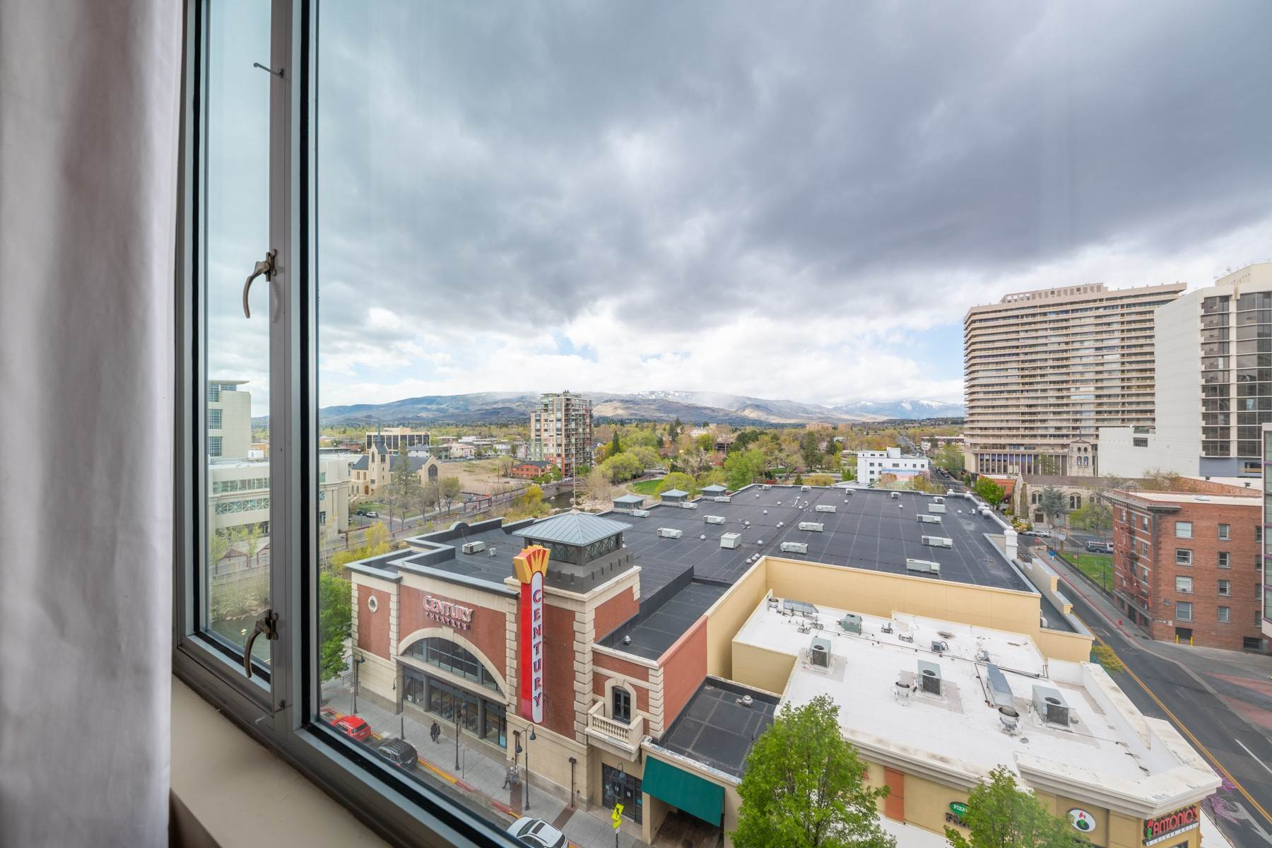 23. Condominiums for Active at Luxury Condo on the Riverwalk 50 N Sierra Street, #803 Reno, Nevada 89501 United States