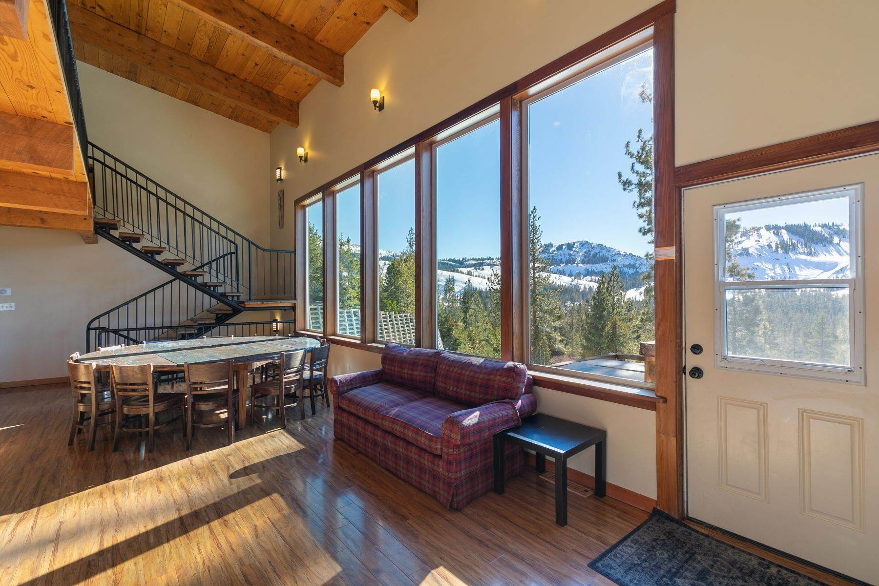 7. Single Family Homes for Active at Donner Summit Base Camp 58376 Donner Pass Road Norden, California 95724 United States