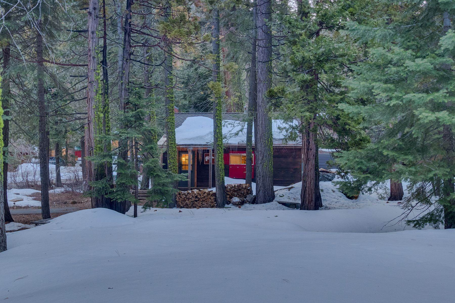 Property for Active at Intimate Cabin in your Private Park 520 Sugar Pine Road Tahoe City, California 96145 United States