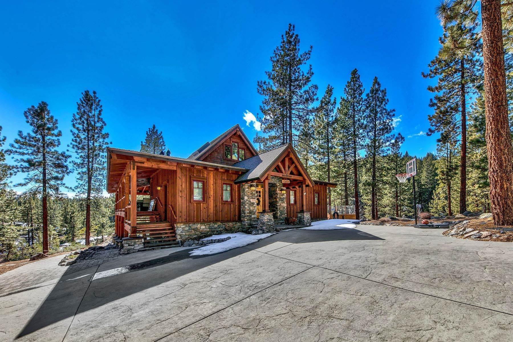 36. Single Family Homes for Active at Grizzly Ranch Custom Home 283 Big Grizzly Portola, California 96122 United States