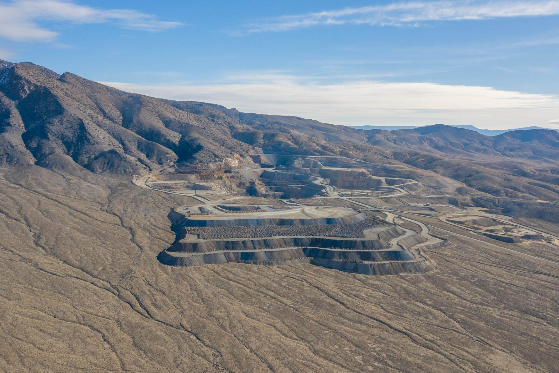 44. Land for Active at The Bonanza King Mine Lovelock, Nevada 89419 United States