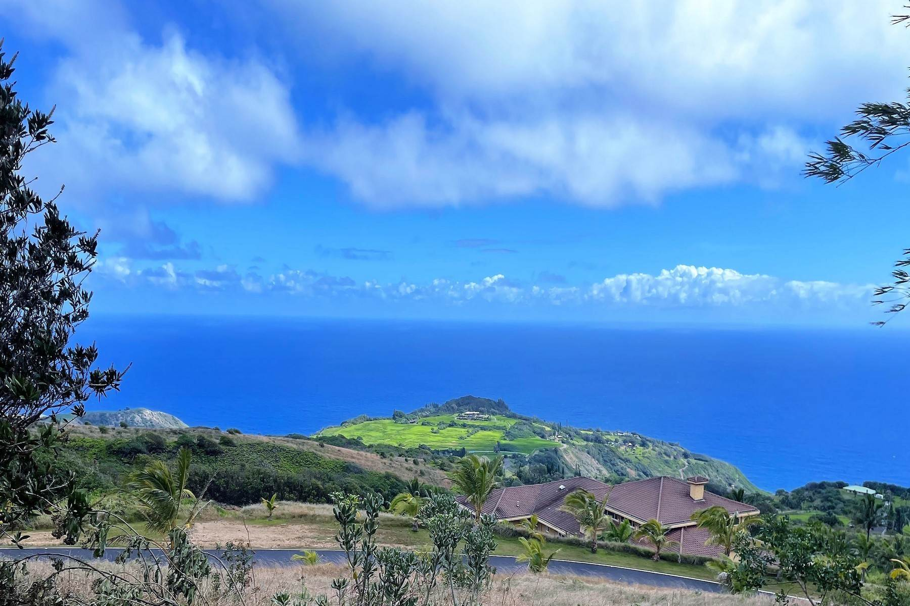 Farm and Ranch Properties 为 销售 在 Spectacular Oceanviews and 20 minutes into Wailuku! 66 Hulumanu Place 怀卢库, 夏威夷 96793 美国
