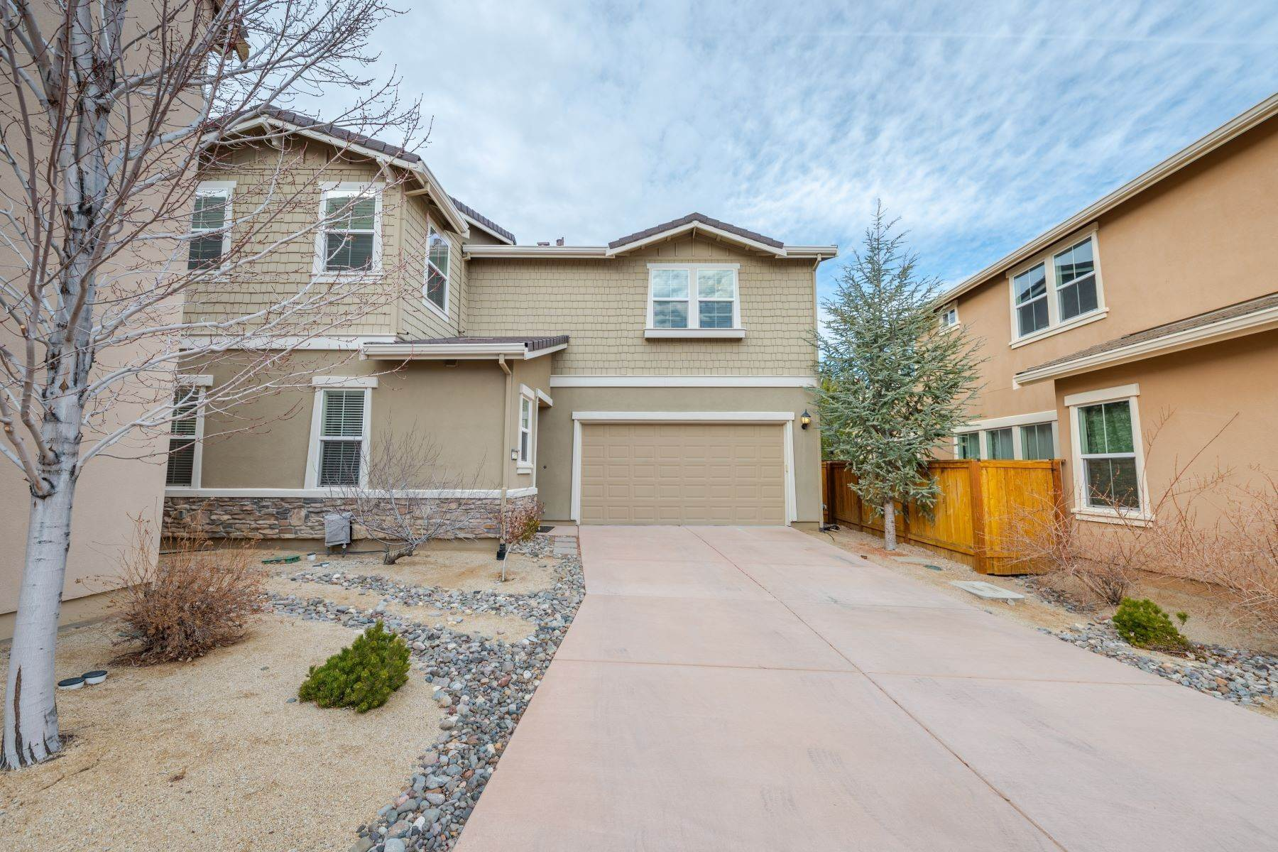 Single Family Homes at Two Story Home at The Vue Somersett 2035 Heavenly View Trl Reno, Nevada 89523 United States