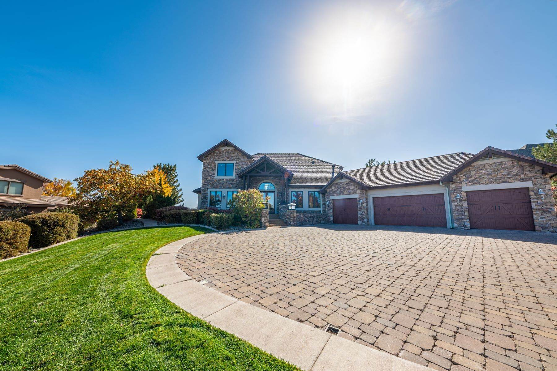 Single Family Homes at Exclusive Arrowcreek with view 10362 Grey Hawk Trail Reno, Nevada 89511 United States