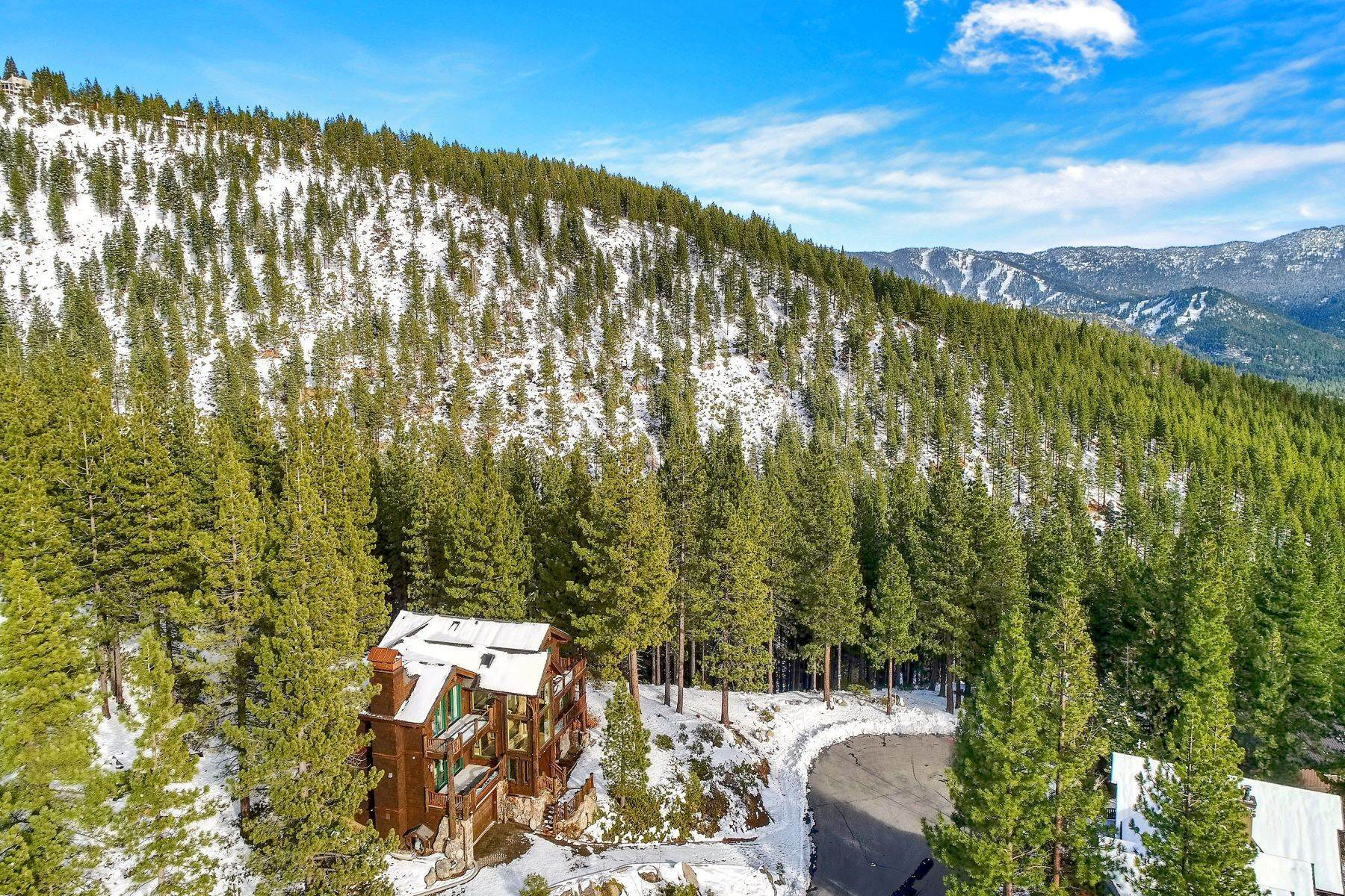 46. Single Family Homes for Active at Panoramic Lake Views 591 Pinto Ct Incline Village, Nevada 89451 United States