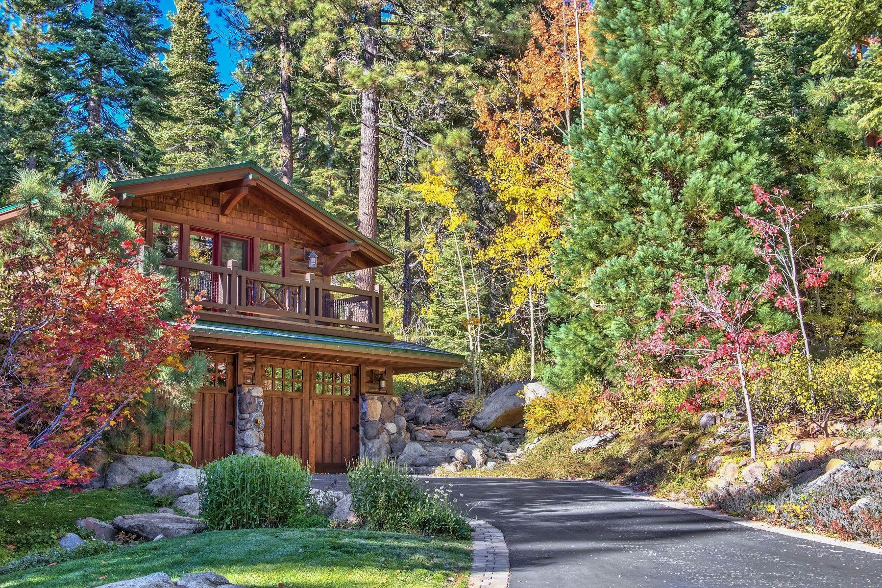 3. Single Family Homes for Active at 674 Alpine View Drive Incline Village, Nevada 89451 United States