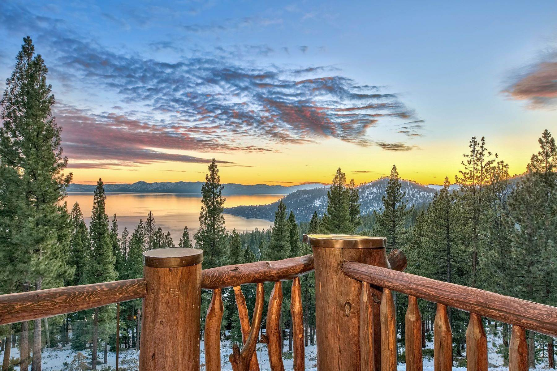 30. Single Family Homes for Active at Panoramic Lake Views 591 Pinto Ct Incline Village, Nevada 89451 United States