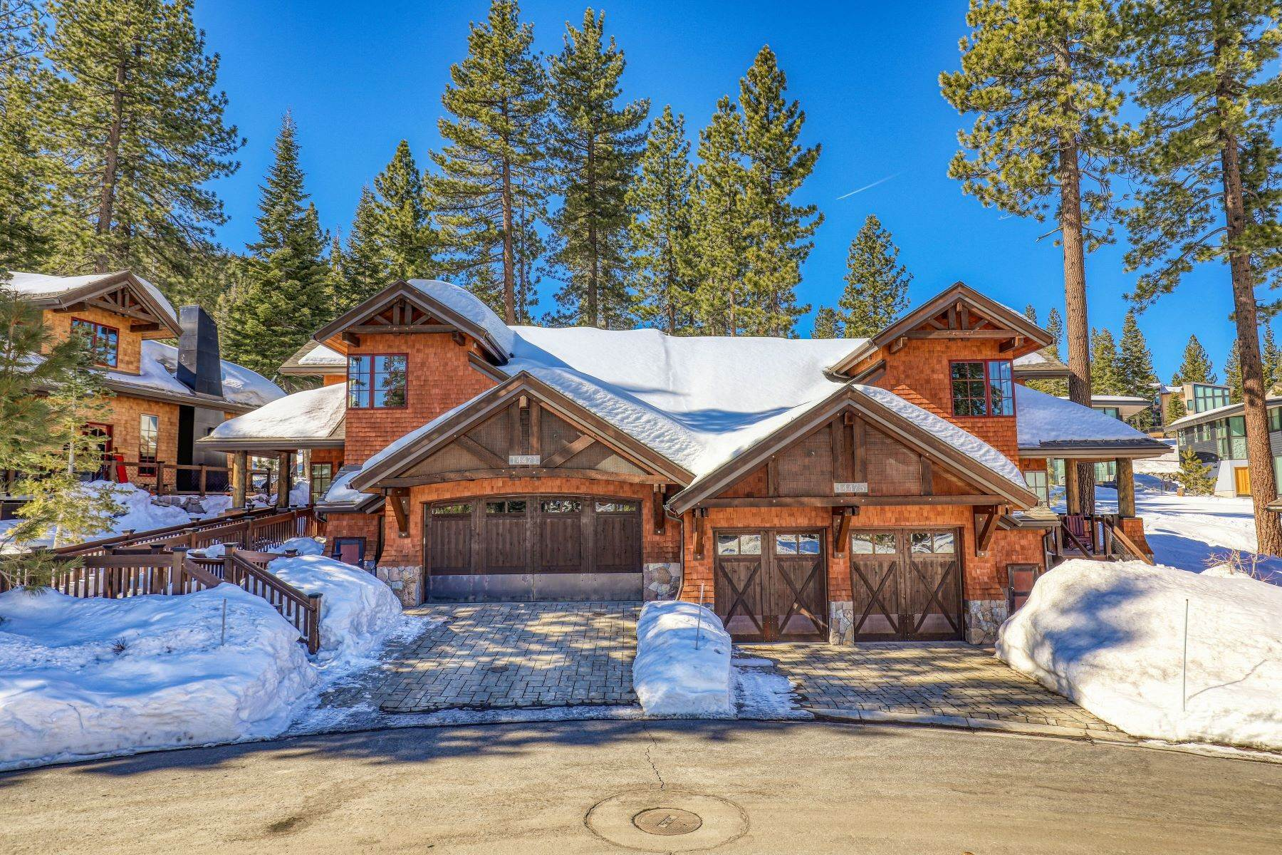Property en 14471 Home Run Trail #10 Truckee, California 96161 Estados Unidos