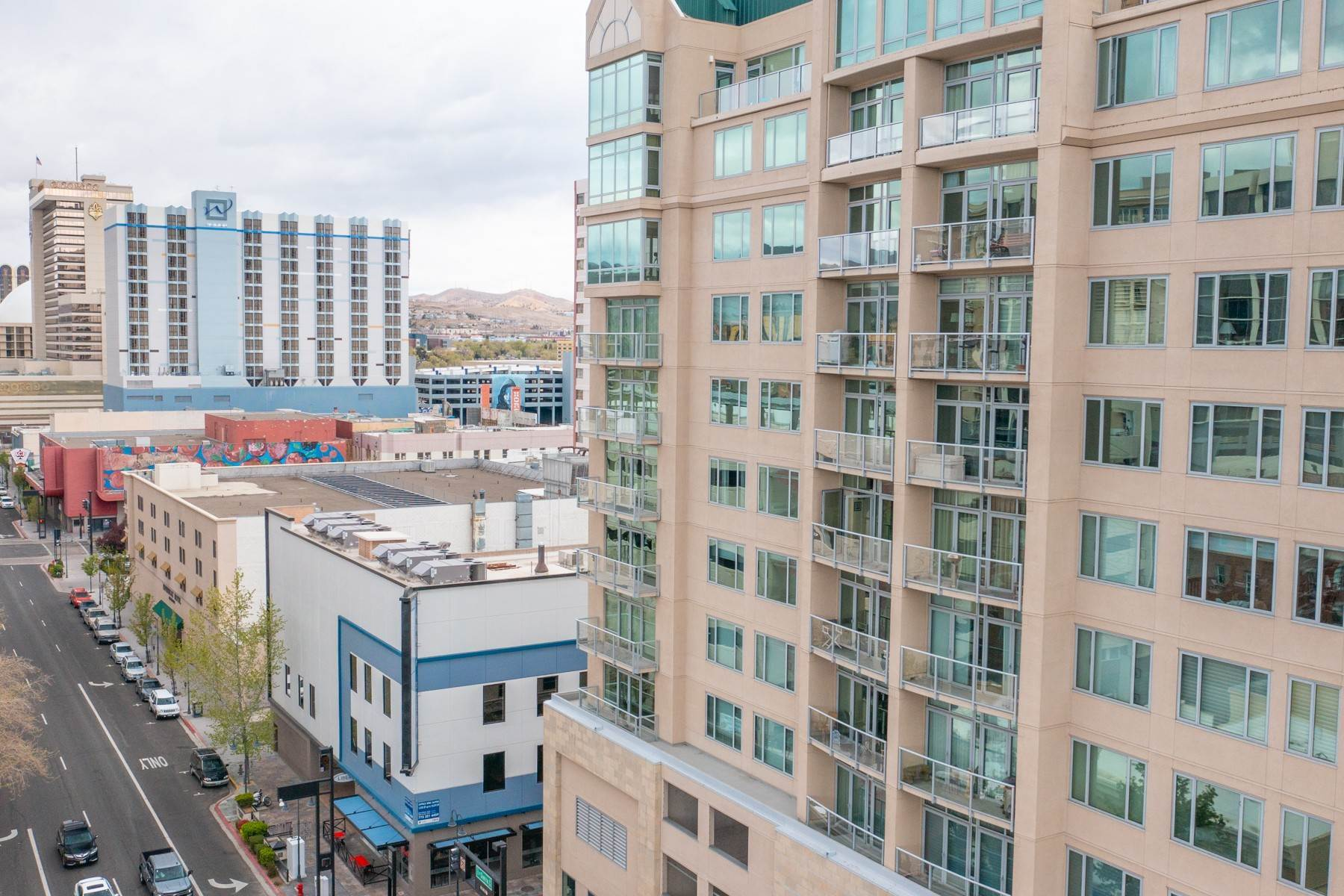 34. Condominiums for Active at Luxury Condo on the Riverwalk 50 N Sierra Street, #803 Reno, Nevada 89501 United States