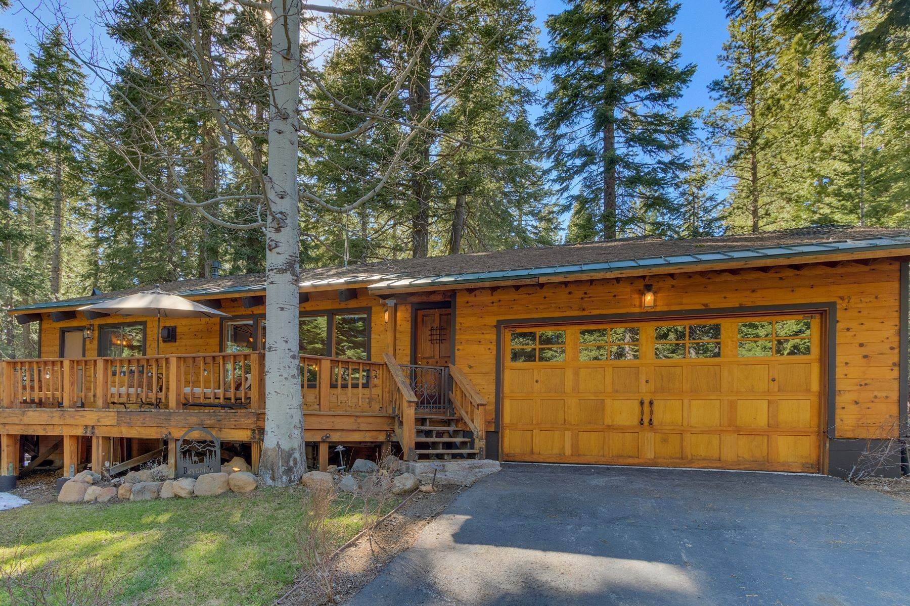 Property for Active at Tranquility in Talmont Estates 354 Talvista Dr. Tahoe City, California 96145 United States