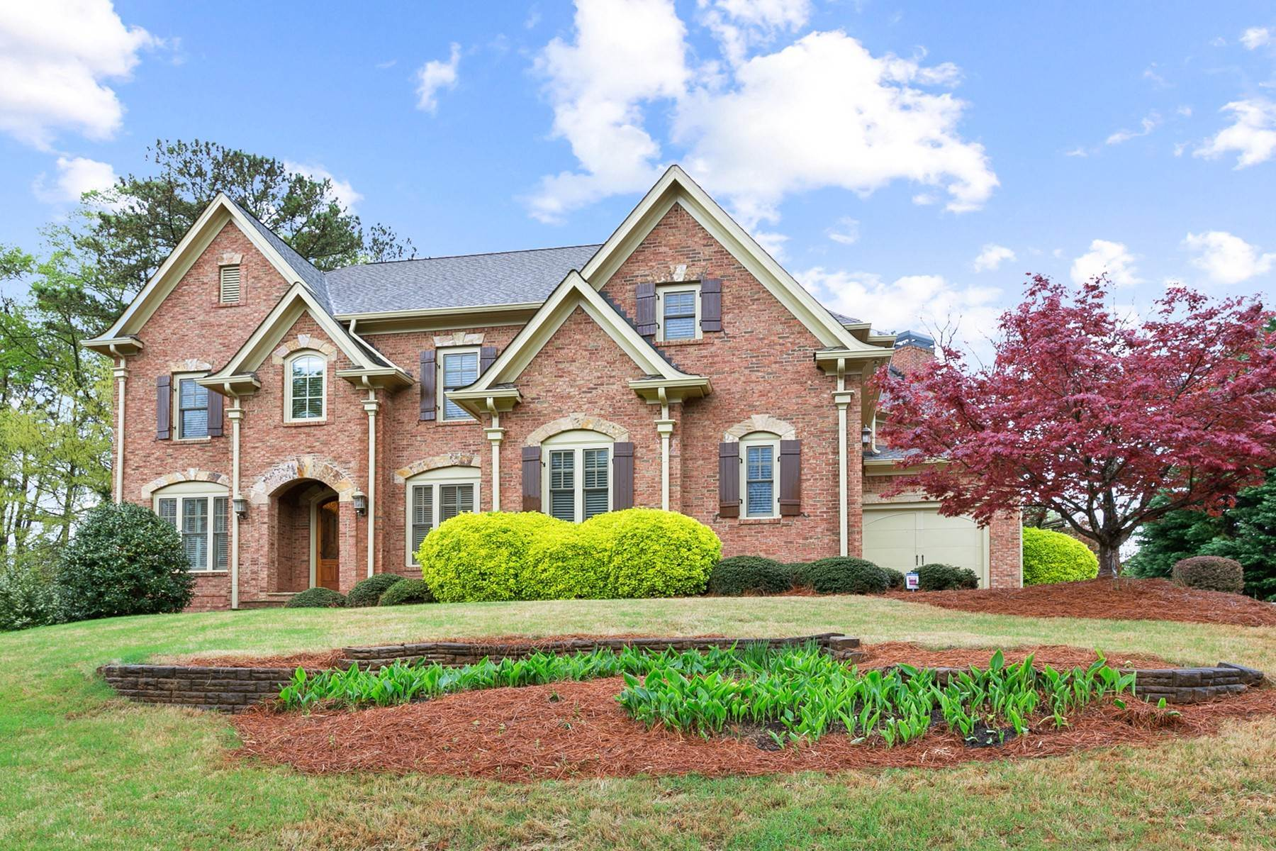 Single Family Homes for Active at Incredible Value in Hammond Hills 5850 Garber Drive Sandy Springs, Georgia 30328 United States