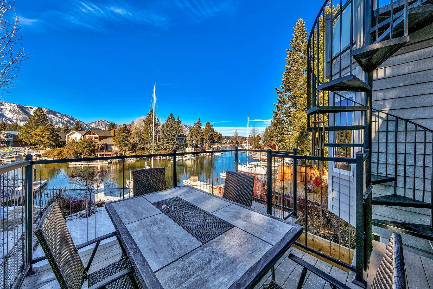 24. Single Family Homes for Active at Mountain Luxury Living 1959 Marconi Way South Lake Tahoe, California 96150 United States