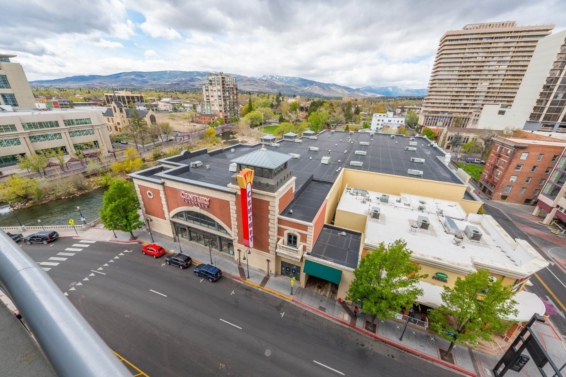 26. Condominiums for Active at Luxury Condo on the Riverwalk 50 N Sierra Street, #803 Reno, Nevada 89501 United States