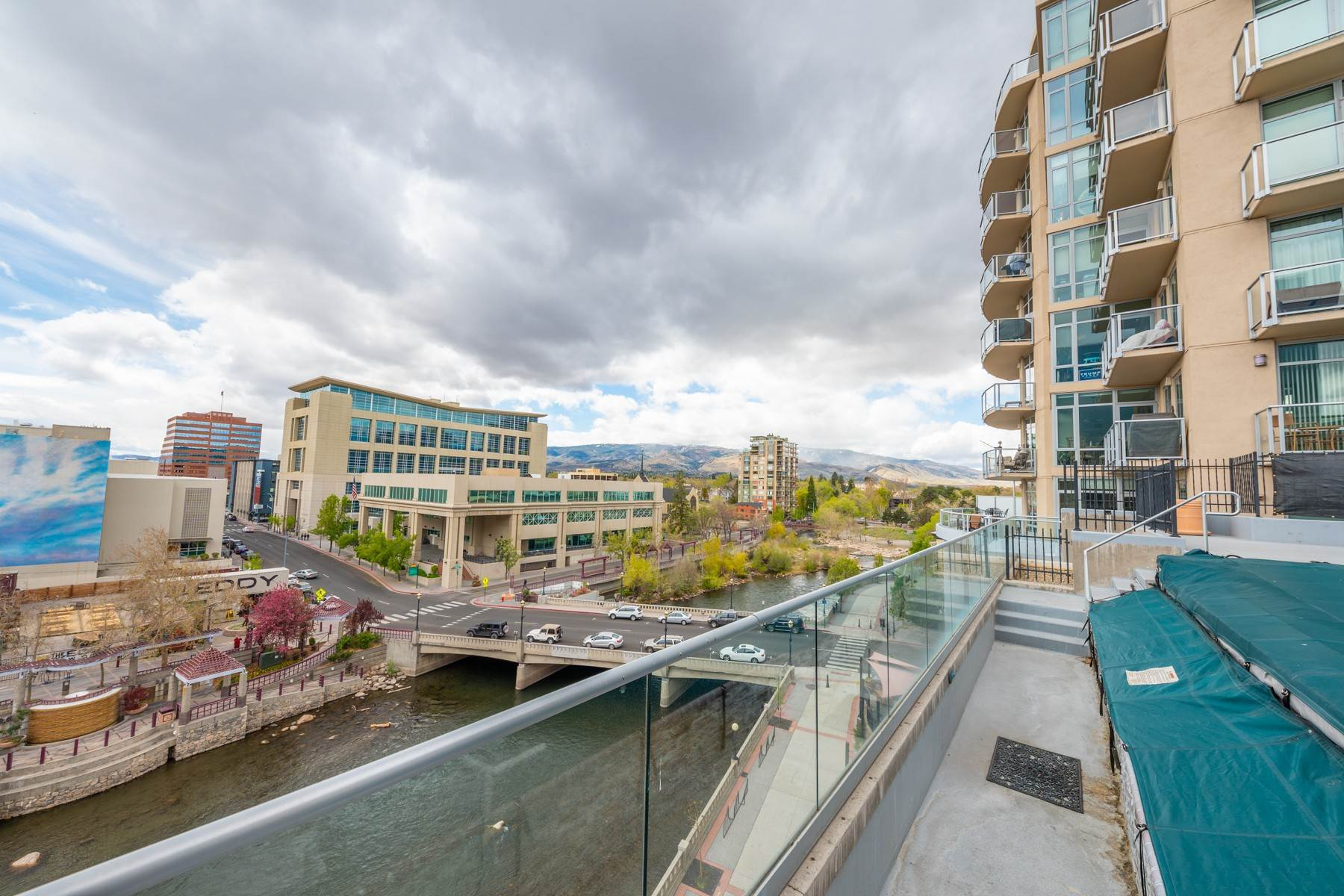 36. Condominiums for Active at Luxury Condo on the Riverwalk 50 N Sierra Street, #803 Reno, Nevada 89501 United States