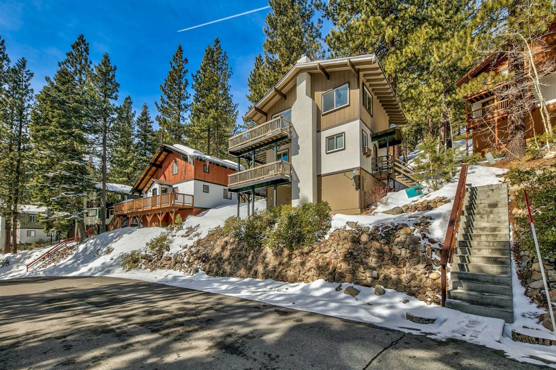 Single Family Homes for Active at Mountain Chalet Tyrolian Village 1367 Carinthia Ct Incline Village, Nevada 89451 United States