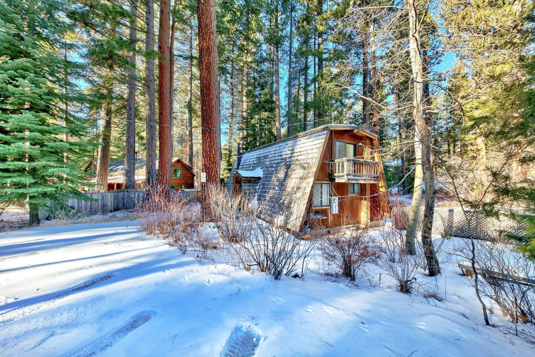 Single Family Homes for Active at Charming Tahoe Cabin 135 Mayhew Circle Incline Village, Nevada 89451 United States