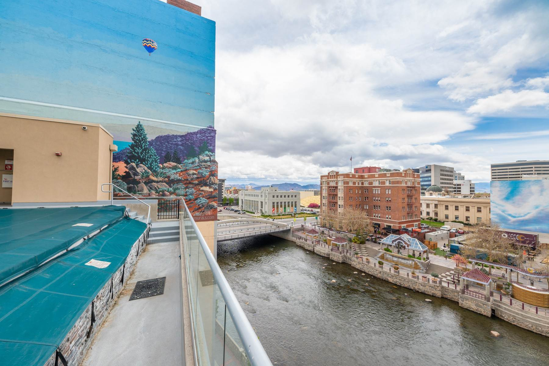 35. Condominiums for Active at Luxury Condo on the Riverwalk 50 N Sierra Street, #803 Reno, Nevada 89501 United States