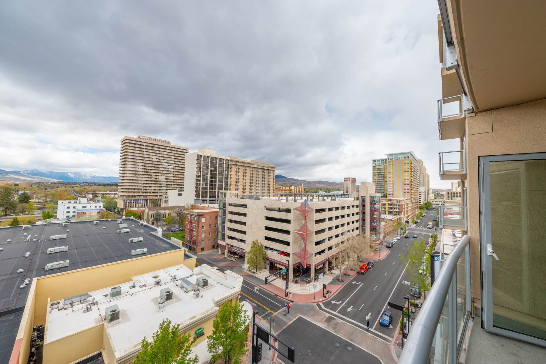 28. Condominiums for Active at Luxury Condo on the Riverwalk 50 N Sierra Street, #803 Reno, Nevada 89501 United States