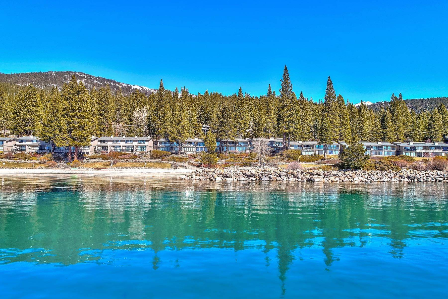 41. Condominiums for Active at Lakefront property with Boat Marina 525 Lakeshore Blvd #48 Incline Village, Nevada 89451 United States