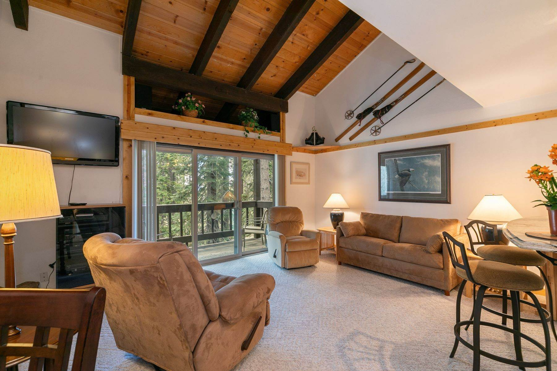 4. Condominiums for Active at North Shore Tahoe Townhome 2755 North Lake Boulevard, Villas #50 Tahoe City, California 96145 United States