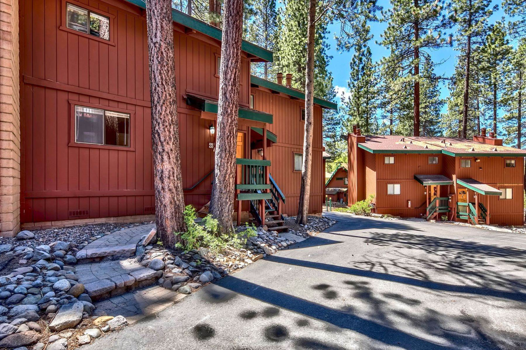 Condominiums for Active at Ski In / Ski Out Condo 1474 Keller Rd #25 South Lake Tahoe, California 96150 United States