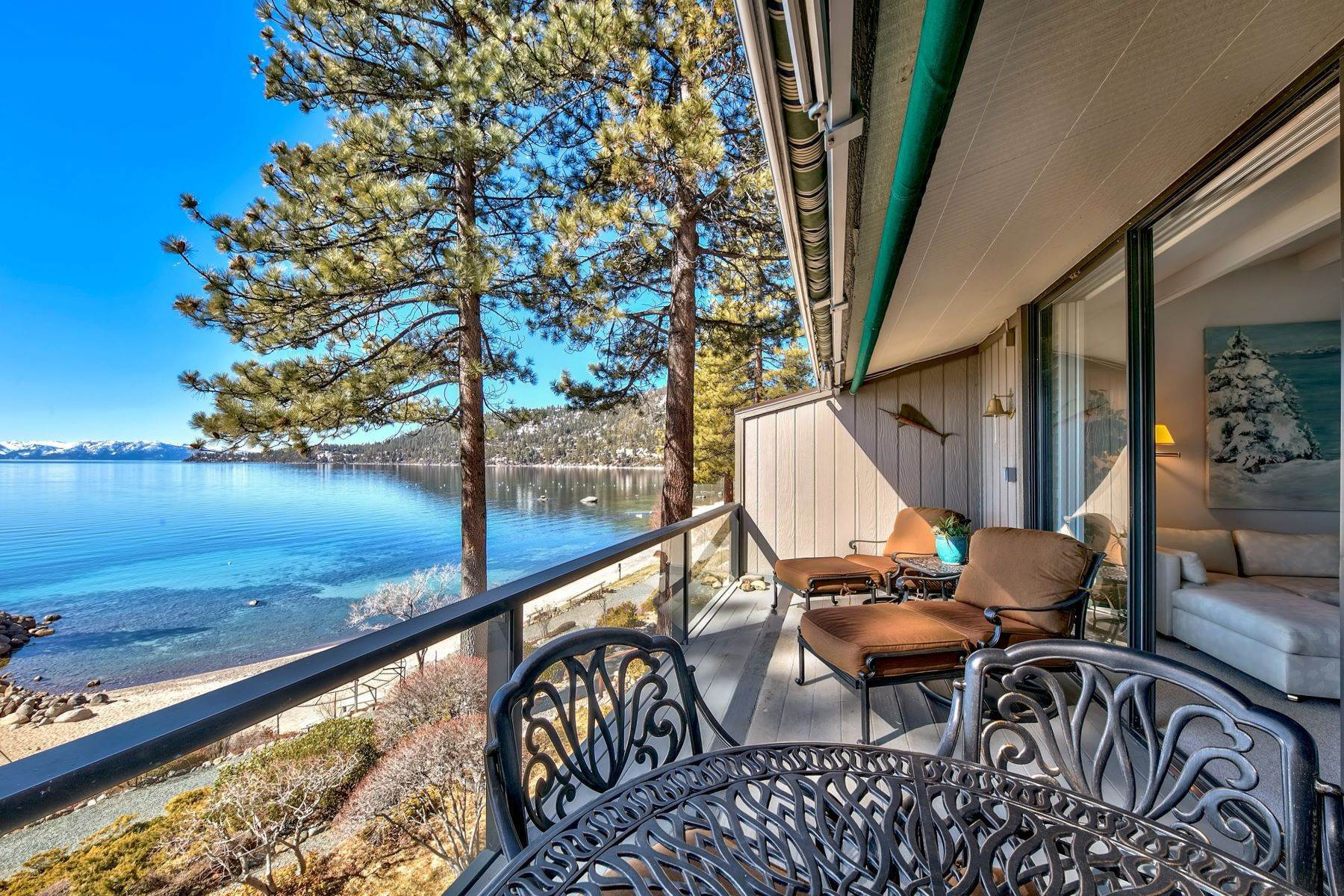 22. Condominiums for Active at Lakefront property with Boat Marina 525 Lakeshore Blvd #48 Incline Village, Nevada 89451 United States