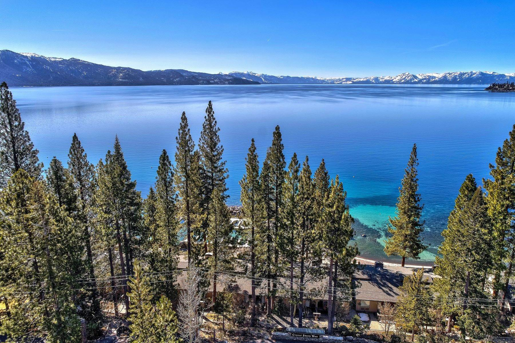 40. Condominiums for Active at Lakefront property with Boat Marina 525 Lakeshore Blvd #48 Incline Village, Nevada 89451 United States