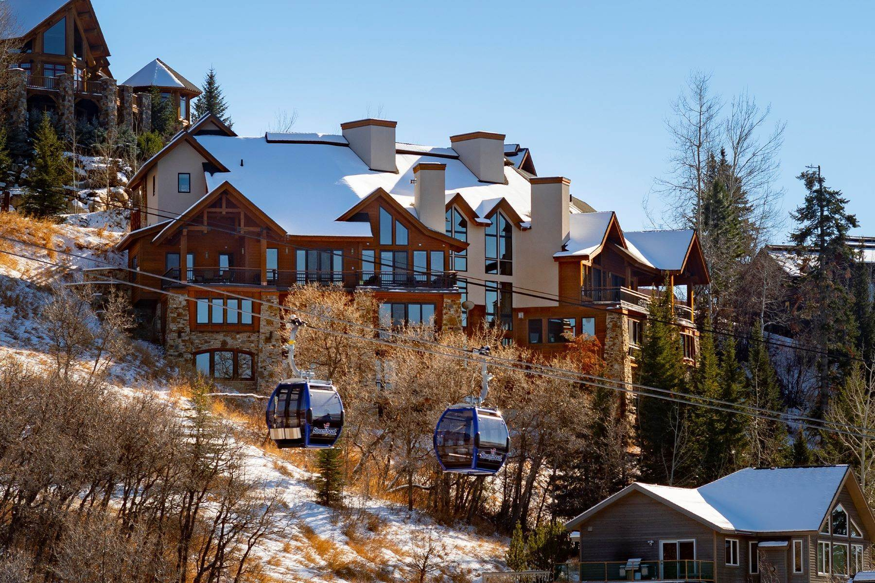 Single Family Homes for Active at Luxury Mountain Retreat Falconhead North 2605 Ski Trail Lane Steamboat Springs, Colorado 80587 United States