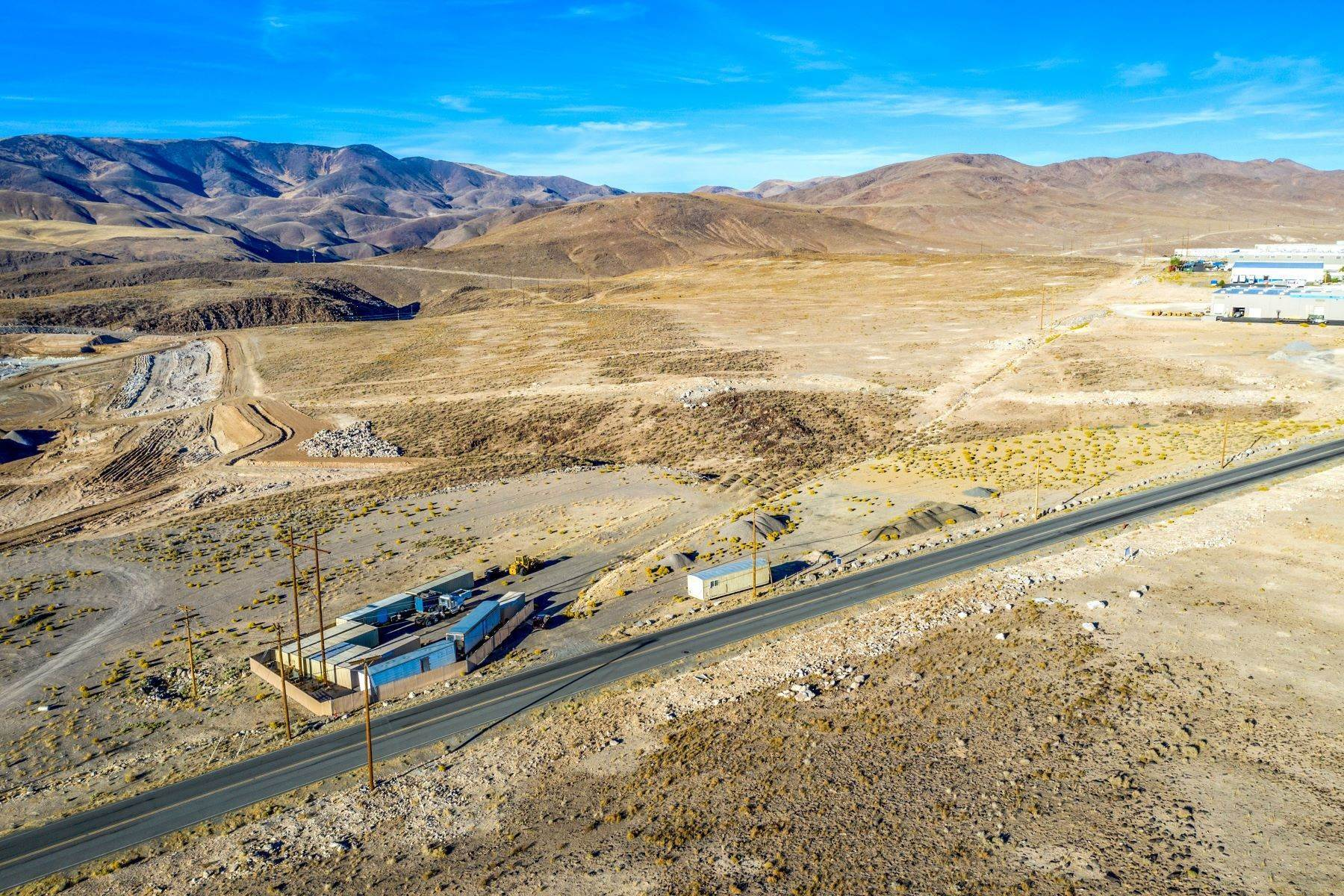 3. Land for Active at Tahoe Reno Industrial Park 395 Denmark Reno, Nevada 89437 United States