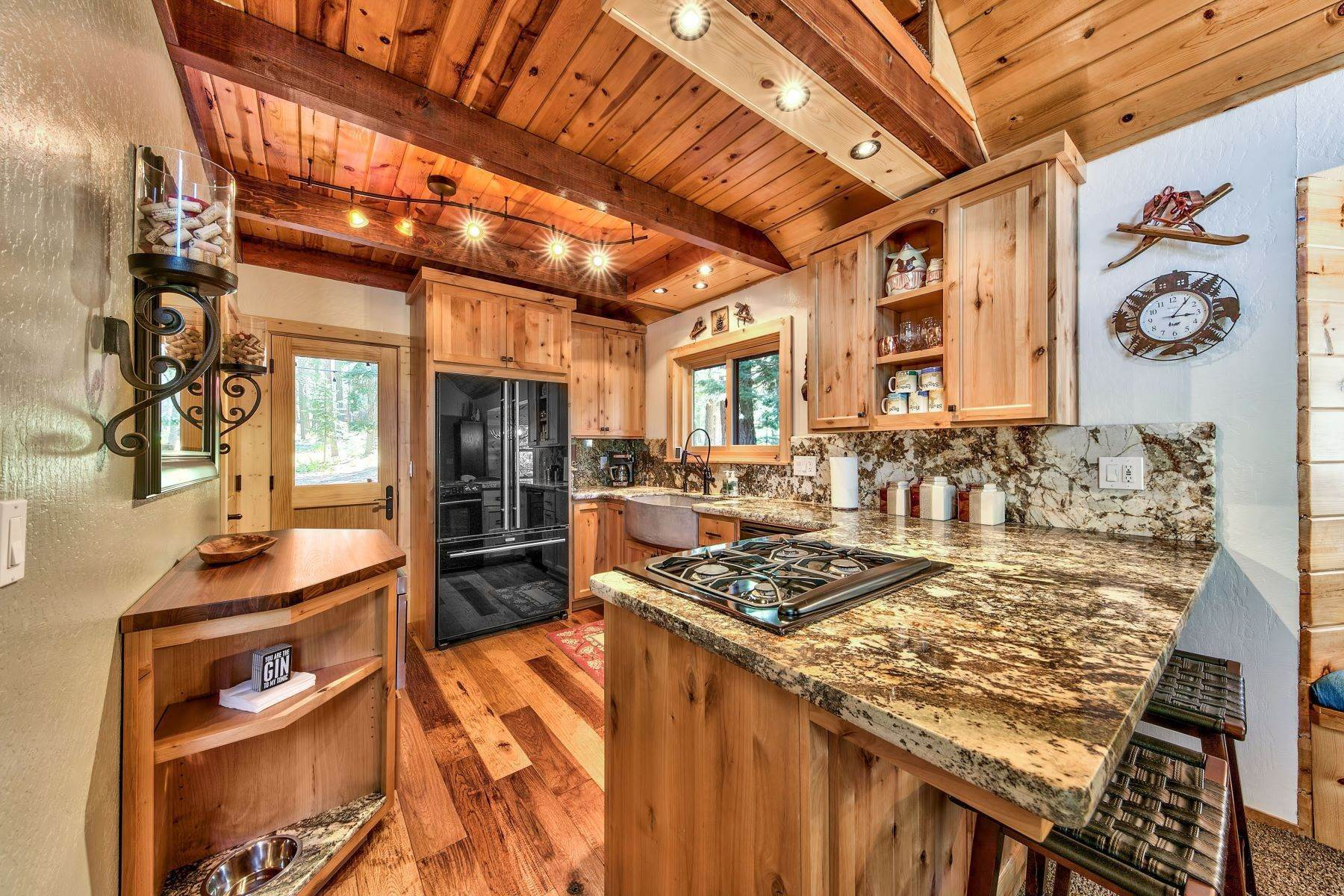 3. Single Family Homes for Active at Remodeled Tahoe Donner Retreat 15151 Northwoods Boulevard Truckee, California 96161 United States