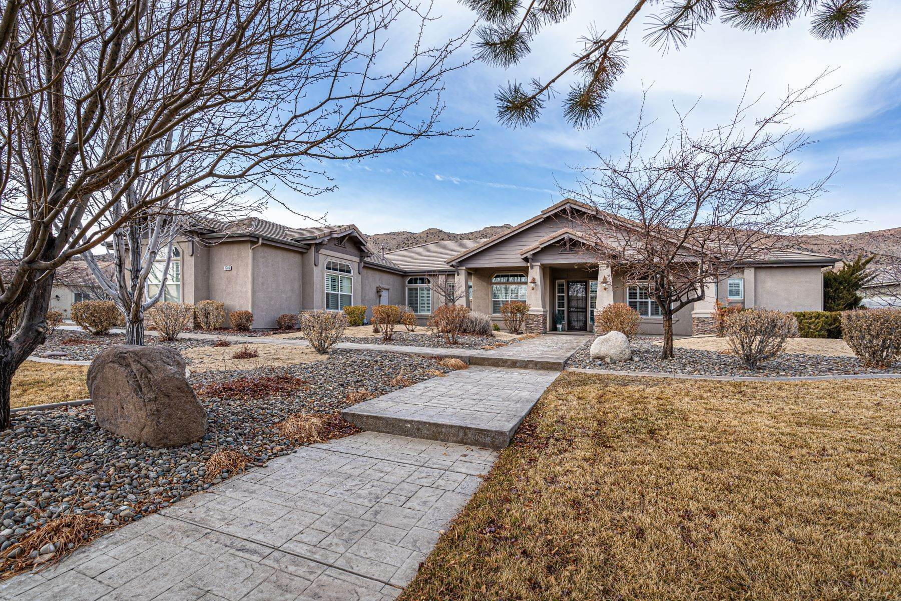 3. Single Family Homes for Active at Exquisite Pebble Creek Home 11785 Ocean View Dr Sparks, Nevada 89441 United States