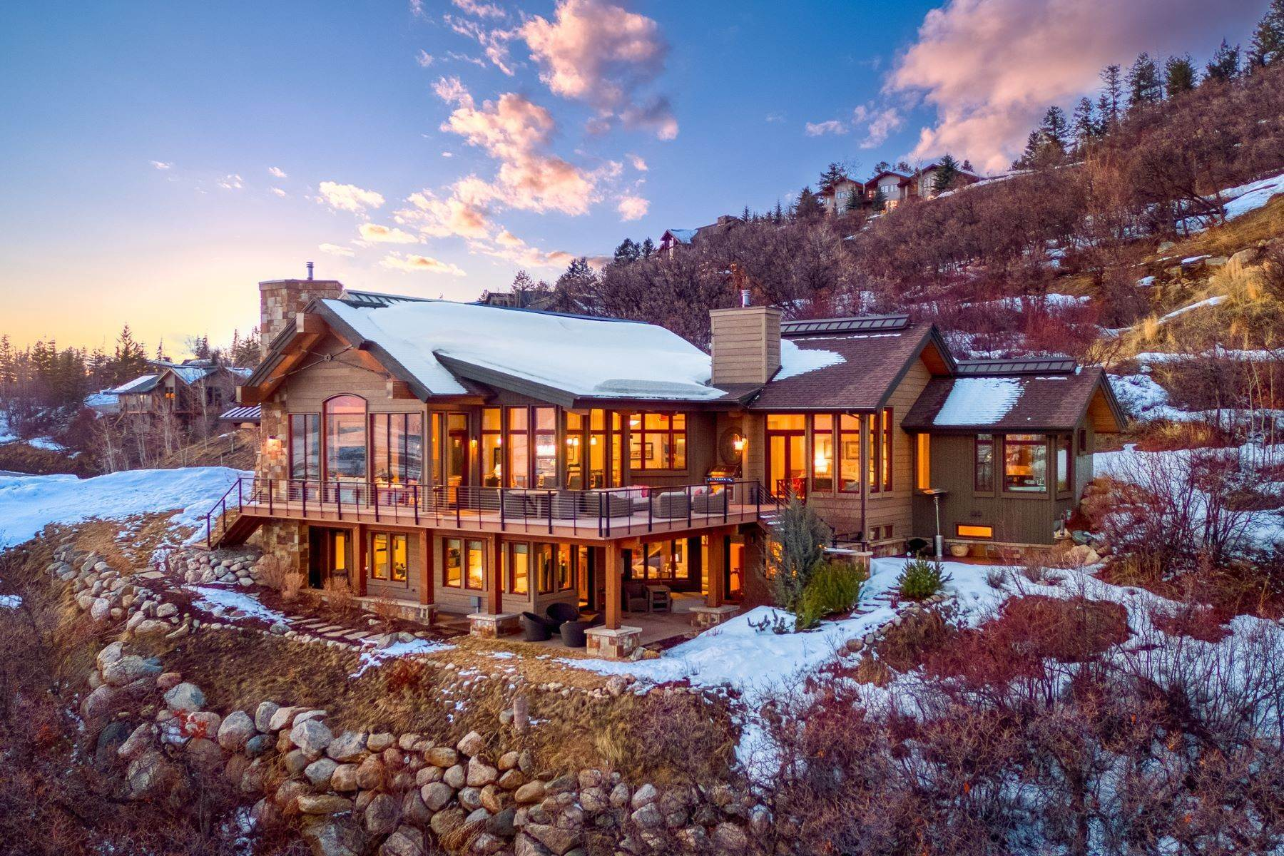 Single Family Homes for Active at Vista Ridge Luxury 2539 Mountain View Lane Steamboat Springs, Colorado 80487 United States