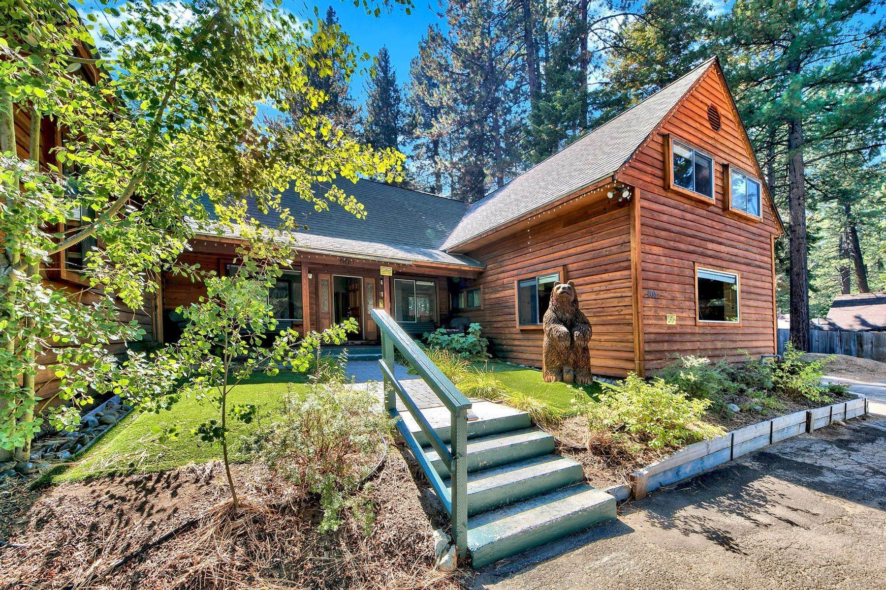 2. Multi-Family Homes for Active at Mountain Retreat on Emerald Bay Road 608/580 Emerald Bay Rd South Lake Tahoe, California 96150 United States
