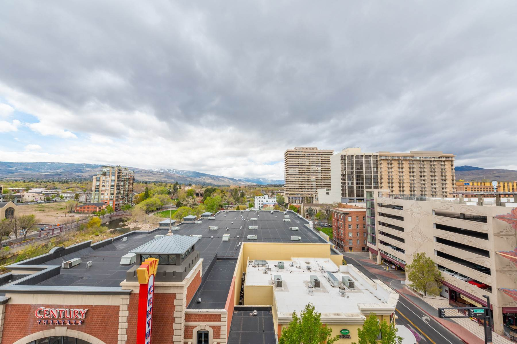 27. Condominiums for Active at Luxury Condo on the Riverwalk 50 N Sierra Street, #803 Reno, Nevada 89501 United States
